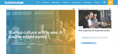 Write and Publish Guest post on Businesszone.co.uk with a Do-Follow link.