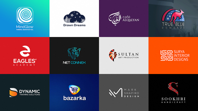 Design logo with unlimited revision
