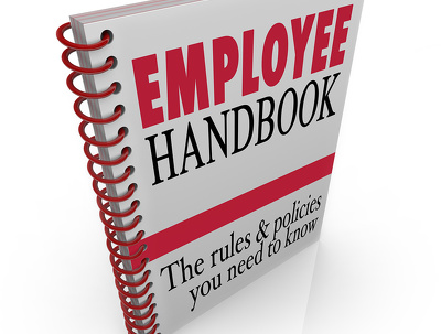 Provide a customised employee/company handbook