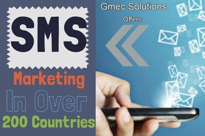 Do SMS Marketing for you