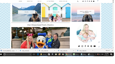 Write a sponsored post on my award winning Family & Lifestyle blog