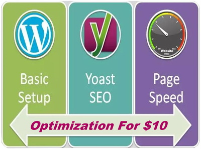 Provide yoast seo and onpage optimization for wordpress