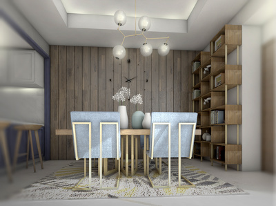 Make Great Looking Interior Rendering From your design or drawing