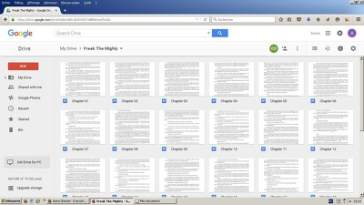 Type your document into Word (10 pages in 24 hours)