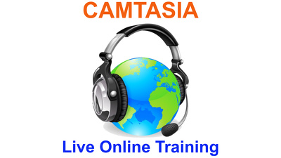 Deliver 1-to-1 live online training on Camtasia for 45 minutes