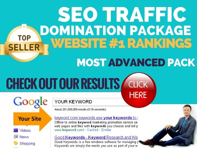 Deliver ADVANCED White Hat SEO For Organic Rankings & Search Engine Page #1 Results