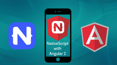 Build new mobile app using nativescript.