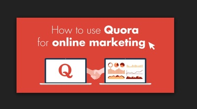 Promote your company effectively by answering a question on Quora.