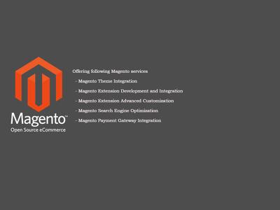 Offer 1 hour of Magento Service