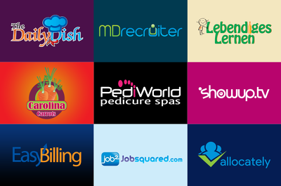 Creative Logo Design with Unlimited Concepts & Revisions
