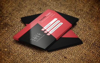 Create an eye catching, Modern & Stylish Business card