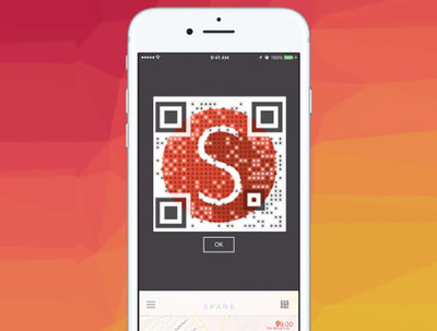 Create awesome iOS QR Code App