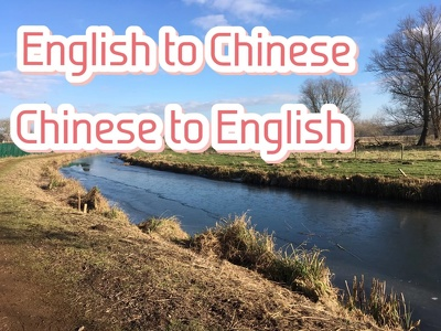 Translate English to Chinese or Chinese to English  in 500 words
