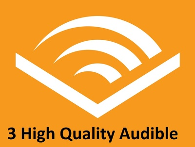 Post 3 reviews to your Audible or AudioBook in USA store