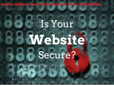 Remove All Malware from your site or Virus from any type of website