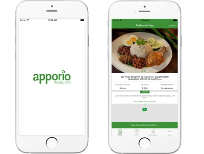 Develop an Excellent Food Ordering App