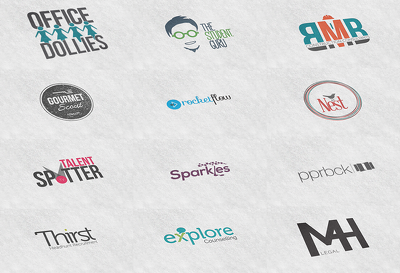 Design 3 Unique logo concepts for your business with unlimited revisions and sources