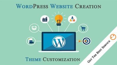 Build Responsive SEO Friendly WordPress Blog / Website By Customizing Themes