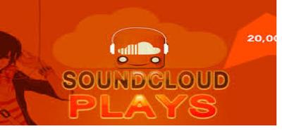 Get 700000 soundcloud Play + 25 comments ++