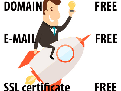 Develop Wordpress Website in 24 Hrs-FREE domain,hosting, email account
