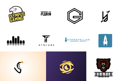 Design logos for your companies/teams/games.