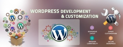 Customize any Wordpress Theme for Your Business Website