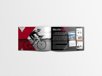 Design you a stunning 4 page brochure