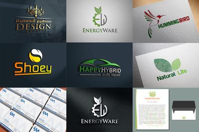 Gold Logo PKG/Brand Identity design services