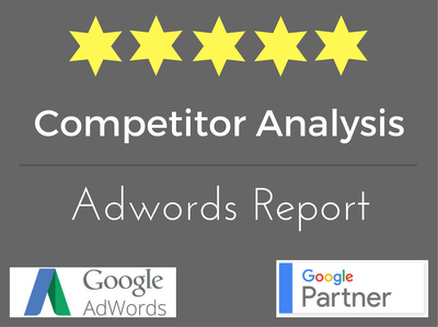 Detailed Report on your Competitors Adwords Campaign
