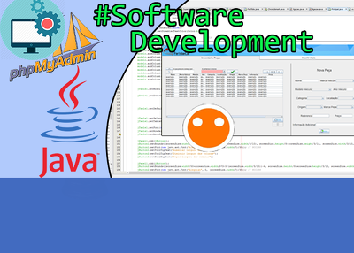 Develop software in java for you or your company