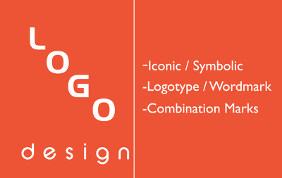Create a professional logo with 4 concepts & unlimited revisions
