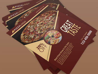 Design professional flyer within 6 hours