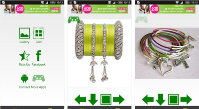 Develop Android Mobile App - Wallpaper Applcaition
