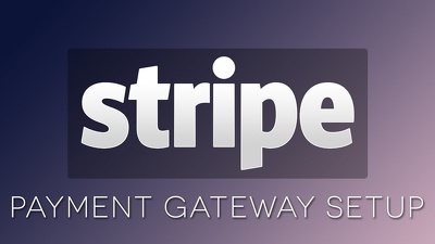 Integrate Stripe Payment Gateway on Your Website