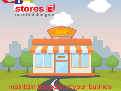 Design stunning ebay stores or shops