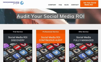Audit Your Social Media ROI
