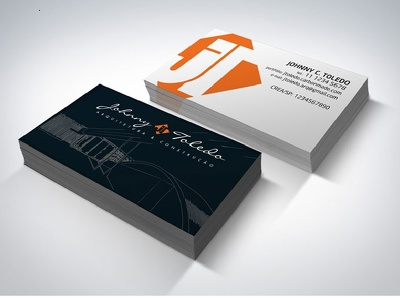 Create awesome business card/visiting card for you