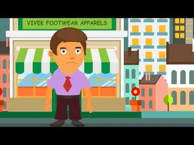 Create 1 minute professional animated explainer video with free voice-over