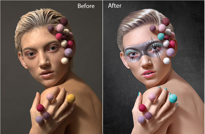 Do 15 photo retouching and photo editing on a professional level