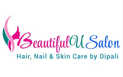 Do professional beauty salon and spa logo