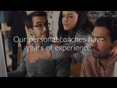 Make stunning Life Coach promo video