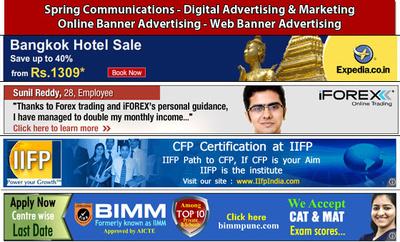 Do a website banner or facebook timeline cover