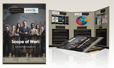 Design Professional Print Ready Brochure