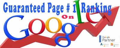 Guaranteed Google Ranking, White Hat SEO weekly Budget