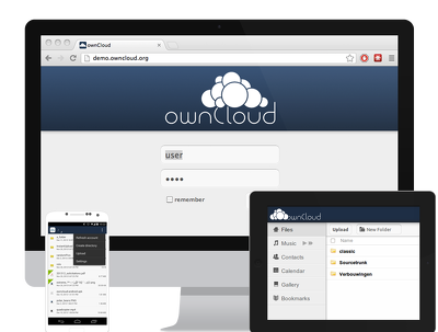 Setup private OwnCloud or NextCloud file storage and sharing