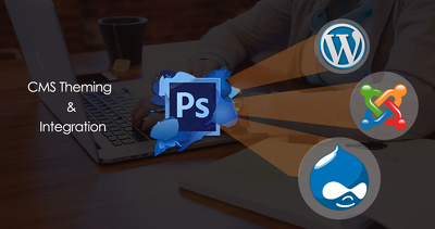Convert  PSD Template in to Wordpress, Joomla and Drupal