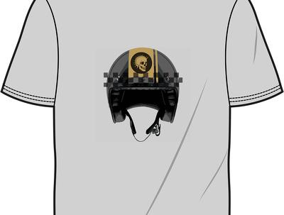 Design one T-shirt print