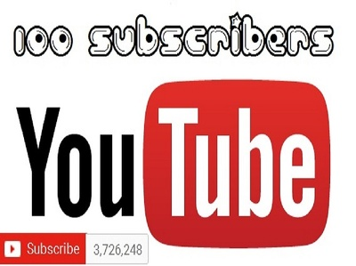 YouTube Subscribers 100 YouTube SUBS Video SEO Marketing