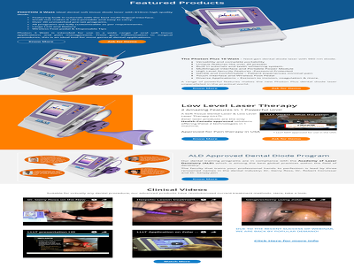 Create a landing page/squeeze page/ sales page