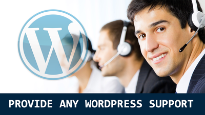 Wordpress CMS Support Center